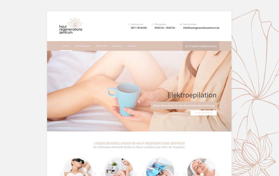 Neue Homepage - Tipps, Informationen und Aktuelles über Kosmetik